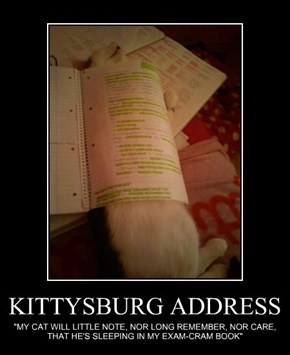 KITTYSBURG ADDRESS