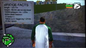 San Andreas Bridge Facts