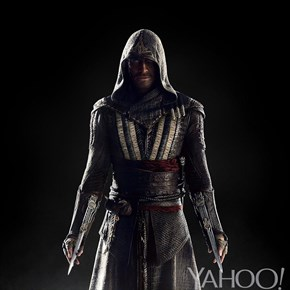 First Look At Michael Fassbender in Assassin's Creed, The Movie!