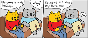 This Collection of Web Comics Really Explains What It's Like to Be a Gamer