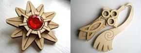Wooden Pokémon