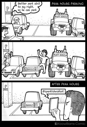 The Drama of Parking
