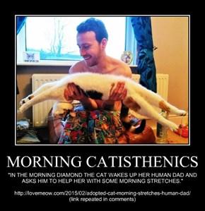 MORNING CATISTHENICS