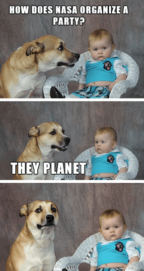 Woof, That Joke Could Use Some Work