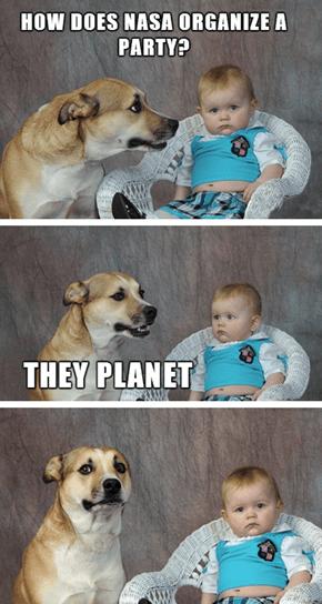 Dad Jokes Are A Dog's Best Friend