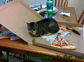 Wut....Ah warmz it fur ya!