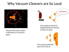 Why Vacuum Cleaners Are So Loud