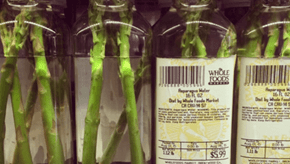 White People of the Day: Whole Foods Sold a Jar of Water with Three Asparagus Stalks in It for $6
