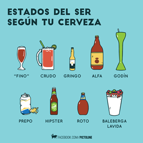 ¡Feliz día de la cerveza!