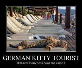 GERMAN KITTY TOURIST