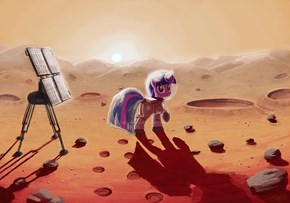 Twilight Gets Life on Mars