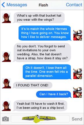 So Many Flashes