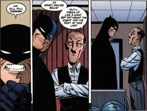 Tired of Your Crap, Alfred