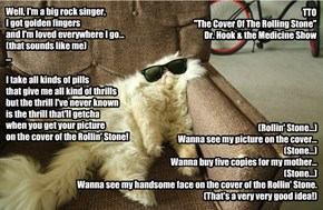 """TTO """"The Cover Of The Rolling Stone"""" by Dr. Hook & the Medicine Show"""