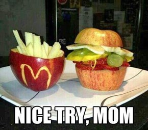 Watch Out For Those Eating Tricks From Your McMom