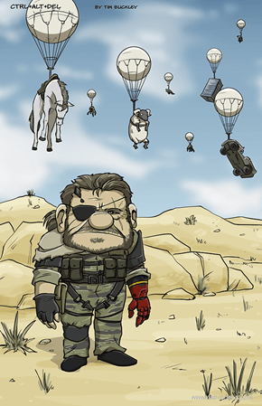 Metal Gear Solid 56: Up