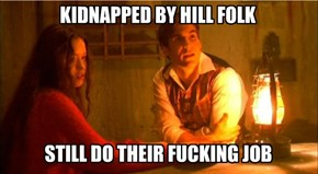 KIDNAPPED BY HILL FOLK