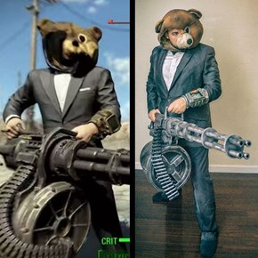 Fallout 4 Isn't Even Out Yet and People Are Already Starting the Cosplays