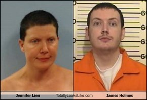 Jennifer Lien Totally Looks Like James Holmes