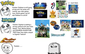 Poor Monster Rancher Fans