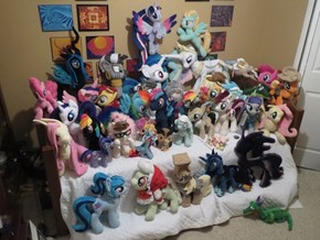Collect ALL the Ponies!