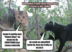 Kuppykakes Preppy Skool Nature Klazz
