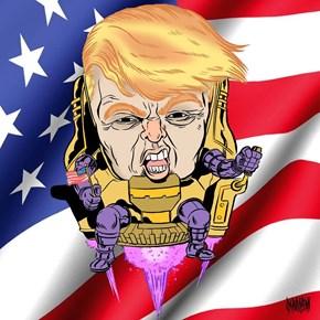Donald MoTrump