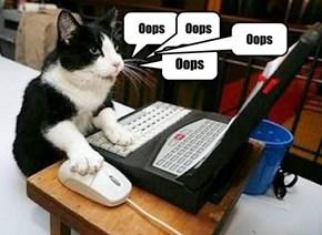 littleAPC, the worst typist in the civilized world
