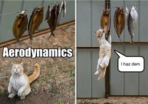 Aerodynamics.
