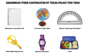 Thank Jeebus for Texas Police