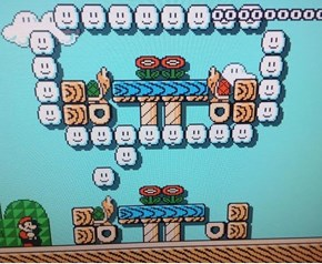 When Super Mario Maker Hits Too Close to Home