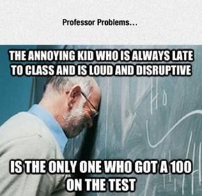 Professor Life