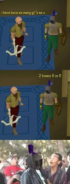 The Lonely Life of a Runescaper