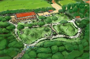 "Famed Animator Hayao Miyazaki's Next Project is a Nature Park, ""The Forest Where the Wind Returns"""