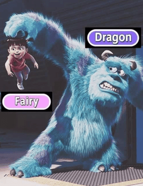 Dragon Types in a Nutshell