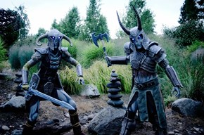 Draugr Deathlord Cosplay: Nailed It!