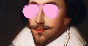 Actors Are Reciting Rap Lyrics in Their Best Shakespearean Voices