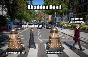 Doctor Who : Abaddon Road