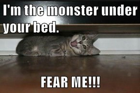 Fear the cute!
