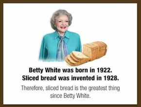 Loves Me Some Betty White!!