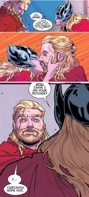 Things Get Oedipal in Asgard