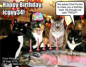 Happy Birthday, icguy34!