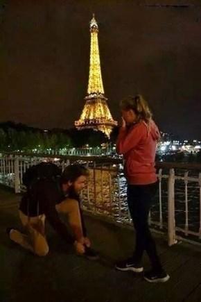 What An Eiffel Mistake