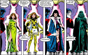Kitty Pryde: Not so Closet Nerd