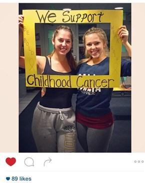 Go Childhood Cancer!
