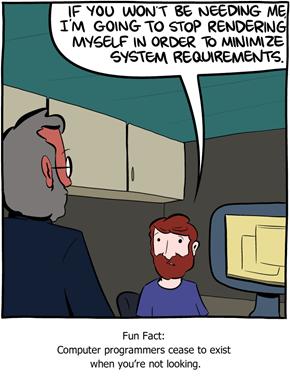Schrodinger's Programer