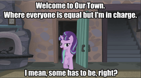 Some Ponies Are More Equal Than Others