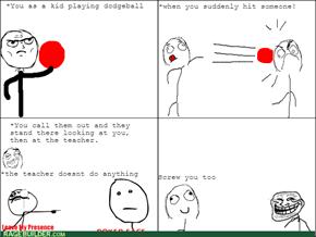 Dodgeball's Bane