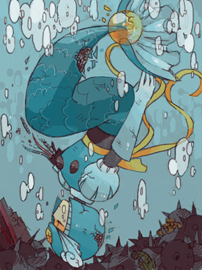One Last Splash