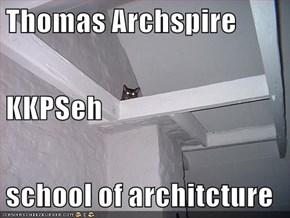 Thomas Archspire KKPSeh school of architcture